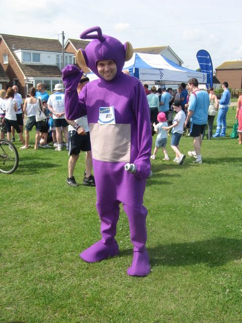 Man on the Run - 14 June 2009 001